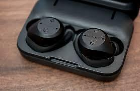 Jabra Elite Sport Wireless earbuds with charging Case  Brand new sealed.