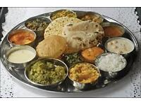 TIFFIN SERVICE INDIAN RASOI AT YOUR DOORSTEPS (FREE DELIVERY)WITH DELICIOUS AUTHENTIC HOMEMADE FOOD