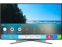 Samsung 4K UltraHD Smart LED Tv super slim Excellent condition warranty free Delivery