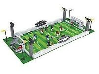 AUSINI Football Field 25690 Sport Soccer Game With Action Figures Boxed 100% Complete