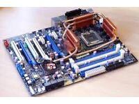 Asus Striker extreme motherboard