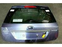 02-08 Genuine Ford Fiesta Mk6 3 door - Tailgate in purple - Complete