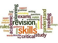 Essay / Dissertation / Assignment / Proofreading / Coursework / Tutor / Study skills