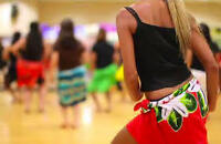 HOT HULA fitness® $2 Sample Class September 2, 7pm.