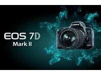 Canon EOS 7D Mark II DSLR Body