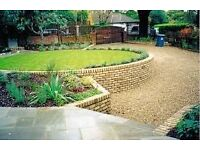 Landscaping, Driveways, Block Paving, Imprinted concrete, Fencing, Turfing, Garden Walls, Patios,