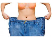 Lose two dress sizes in two weeks or your money back