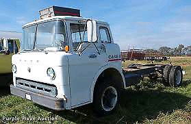 Looking for a coe truck