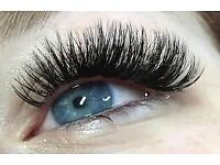 Russian Volume, classic and lash lifts. Multi lash certified beauty therapist.