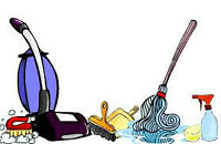 Cleaner/Housekeeper Available ASAP!!!