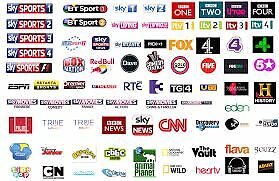 Free 400 + live channels. Fully loaded android box with kodi...