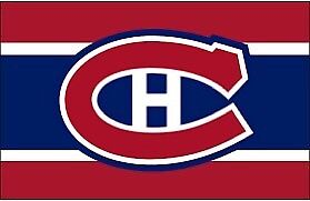 4 billets collés Tickets Canadiens vs Chicago 16 mars