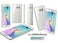 Samsung Galaxy S6 Edge 64GB With Warranty