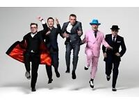Madness at the Corn Exchange