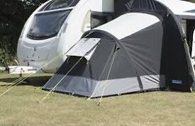 Kampa Air Ace 400 inflatable Awning and Annex