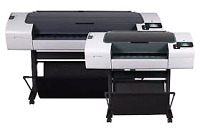 Wide-Format Printers/Plotters - Sales and Service / Maintenance