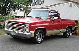 Truck c10  Wanted