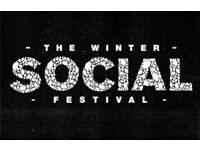 The Winter Social 11 March 2017 1xTicket