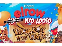 Elrow at Motion in Bristol 31.12.17 x2