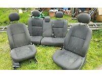 ford focus mk1 cloth seats
