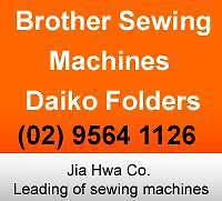 Jia Hwa Sewing Machine Enmore Marrickville Area Preview