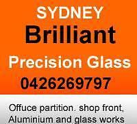 Brilliant precision glass in sydney Regents Park Auburn Area Preview