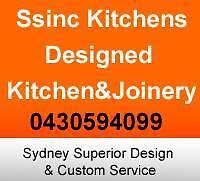 ssinc kitchen in sydney Strathfield South Strathfield Area Preview