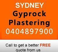 Sydney Gyprock Plastering Roseville Ku-ring-gai Area Preview