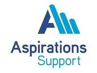 SUPPORTED LIVING SUPPORT WORKER - LEARNING DIFFICULTIES