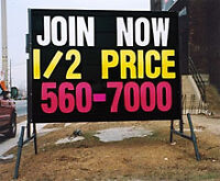 """Advertising business opportunity """"Mobile Signs /Portable signs.."""