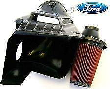 Growler SS Air Induction K&N filter - Ford Falcon FG XR6T