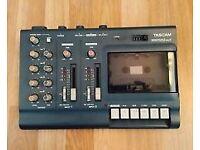 transcam ministudio tape recording unit