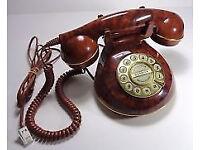 Vintage Telephone Astral Warwick Model