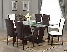 7 PCS DINING SET ON SALE FOR $950.00