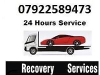 Vehicle Recovery Service 07922589473 Car Transportation Breakdown scrap car wanted , tow , towing