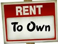 I WANT TO RENT TO OWN A HOME/MOBILE HOME.