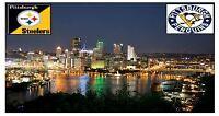 Pittsburgh Sports Weekend - Football & Hockey Game