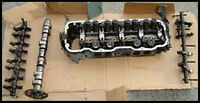 Tète de moteur Nissan 2.4l, 1993 complète avec came 100 négo