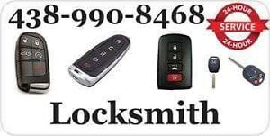 Clés De voiture SURE PLACE ! CAR KEYS ON THE SPOT !!!! Locksmith
