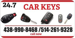 Serrurier Auto / Car locksmith 24/7