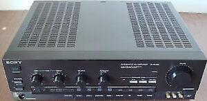 Sony TA-SAV480 Audio Video Amplifier *