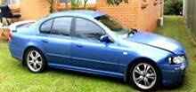 03 Ford falcon Futura for sale XR6,XR8 (Ebay No reserved) Sunnybank Brisbane South West Preview