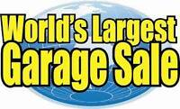 Workers needed for World's Largest Garage Sale at  Coliseum