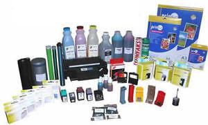 Laser Toner Cartridges: Refill Kit: Brother, Samsung, HP, Canon