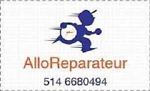 Dryer Repair reparation Secheuse *NE CHAUFFE PAS* 514 668 0494