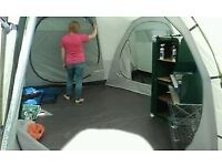 4-16 man tent and camping equipment (Outwell XXL)