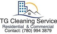 TG cleaning service looking for new contracts
