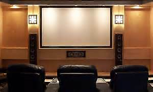 Maximum Value in Home Theater and Speaker Systems in April!!!