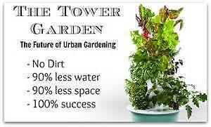 Indoor/Outdoor Tower Garden Cambridge Kitchener Area image 5