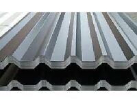 LIMITED OFFER BOX PROFILE SHEETS CORRUGATED ROOFING SHEETS from £1.00ft up to £2.00ft
